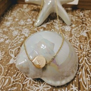 Luscious Freshwater Pearl Necklace in 14K Gold